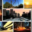 Stock Video: Montage Images City Lifestyle Los Angeles