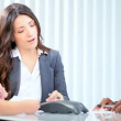 Businesswoman managing multi ethnic female colleagues — Stock Video #18308859