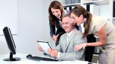 Commodity Advisors Receiving Good News — Stock Video