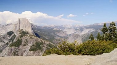 National Park landscape — Stock Video