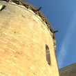 Stock Video: Tower from Chateau d'Amboise in Loire Valley