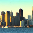 City skyline of  San Francisco - Stock Photo