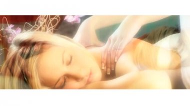 Commercial collection of health & beauty spa scenes — Stock Video