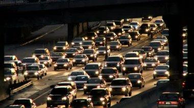 Transport Pollution — Stock Video