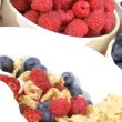 Healthy Breakfast Choices - Stock Photo