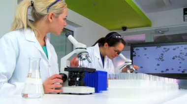 Modern Laboratory Technology — Stock Video