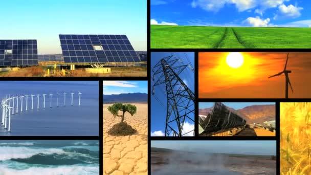 Environmental Montage — Vidéo