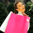 Luxury Shopping Lifestyle - Foto Stock