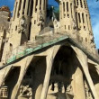 Sagrada Familia Church, Spain — Stock Video #21560241