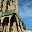Sagrada Familia Church, Spain — Stock Video #21560365