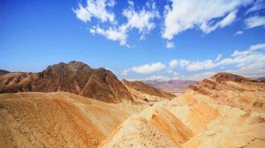 Barren Beauty of Death Valley — Stock Video