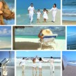 Stock Video: Montage of Enjoying the Beach & Ocean Lifestyle