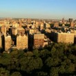 Aerial view of Midtown Manhattan and Apartments, NY, USA — Stock Video