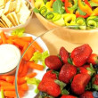 Healthy Lifestyle Fresh Food - Stock Photo