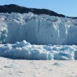 Stock Video: Arctic Glaciers & Frozen Sea