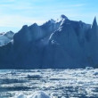 Large Iceberg Adrift in the Arctic — Stock Video