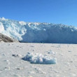 Stockvideo: Large Arctic Glacier