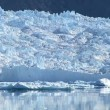 Stock Video: Drifting Arctic Ice Floes