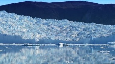 Glaciers Melting from Global Warming — Stock Video