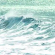 Full Screen Ocean Waves — Vídeo de stock