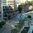 Stock Video: Time lapse UrbHighway Traffic