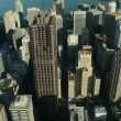 Stock Video: Aerial view of downtown SFrancisco center, USA