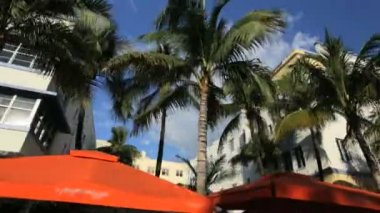 Ocean Drive South Beach Miami — Stock Video