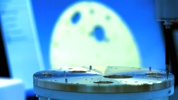 Machine de sonde de mesure — Vidéo
