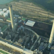 Aerial view Lamma Power Station — Stock Video #51678301