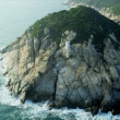 Coastline inlets nr Hong Kong — Stock Video #51678325