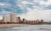 Durban. South Africa Beachfront — Stock Photo