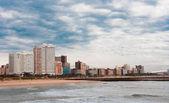 Durban. South Africa Beachfront — Stock Photo