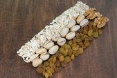 Bracelet of beads — Stock Photo