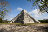 Mayan pyramid Chichen Itza — Stock Photo