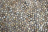 Cobblestone texture background — Stock Photo