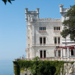 Royalty-Free Stock Photo: Miramare Castle, Trieste, Italy