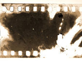Old Film Strip — Stock Photo