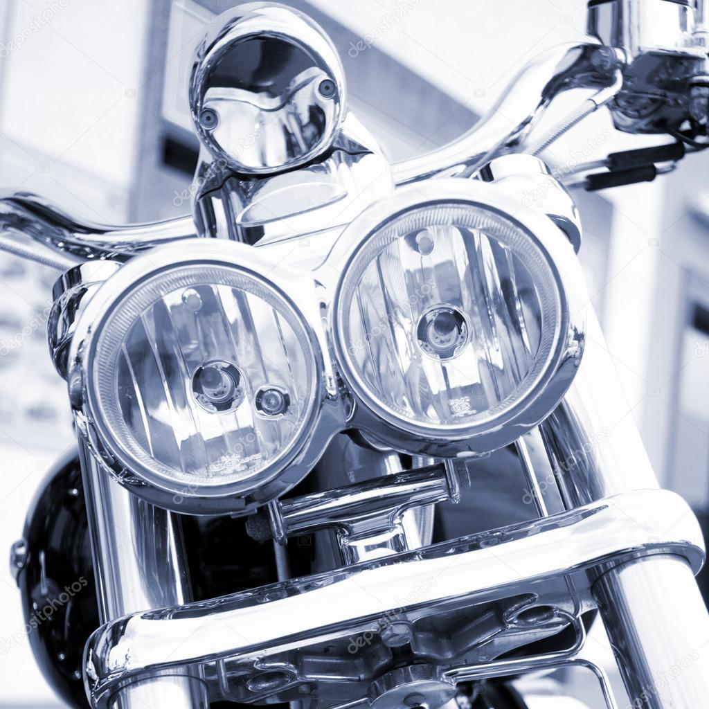 摩托车大灯5根线接线图