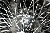 Wire wheel — Stock Photo