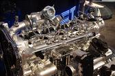 Glanzend motor — Stockfoto