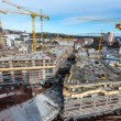 Large construction site — Stock Photo #41210603