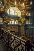 Hagia Sophia interior — Stock Photo