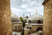 Backyard of Hagia Sophia — Stock Photo