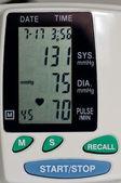 Blood Pressure Normotensive — Stock Photo