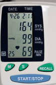 Blood Pressure High — Stock Photo