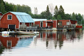 Boathouse — Foto Stock