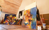 Paintings — Foto Stock