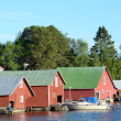 Boathouse — Stock Photo