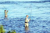 Fly Fishing — Photo