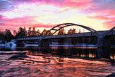 A bridge — Stock Photo